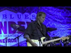 """WALTER TROUT """"Blues For My Baby"""" - Big Blues Bender 2015 - YouTube"""