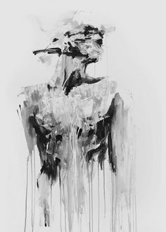 the triumph of things by Silvia Pelissero aka agnes-cecile on DeviantArt Art And Illustration, Agnes Cecile, Figurative Kunst, Lesbian Art, Dark Art, Painting Inspiration, New Art, Painting & Drawing, Photo Art