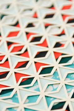 Laser Cut Print - Darrow