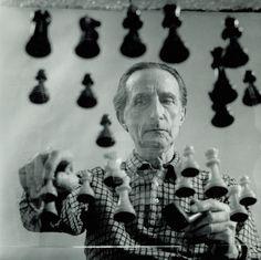 Duchamp by Arnold Rosenberg