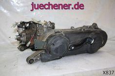 Aprilia SR 50 LC Morini Motor Wassregekühlt mit Trommelbremse