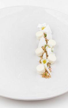 greek yogurt, sweet quinoa salad, peppermint