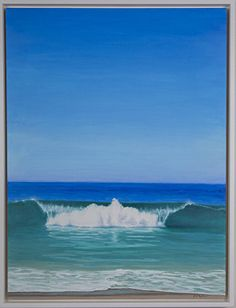 Victoria reference by Kurt Weismair Acrylic ~ x Waves, Victoria, Outdoor, Collection, Outdoors, Ocean Waves, Outdoor Games, The Great Outdoors, Beach Waves