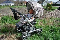 Kombi Kinderwagen Gesslein F1 mit Babysofttragetasche