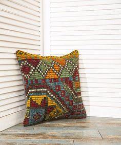 Kilim Pillows | Kilim Pillow Covers | Kilim Lumbar Pillow | Kilim Cushions | The Orient Bazaar