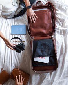 En tus #viajes, no olvides tus #auriculares  #Grado 🎧