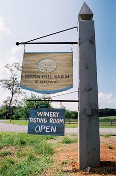 Winery & Vineyard Photo Gallery | Pippin Hill Farm & Vineyards