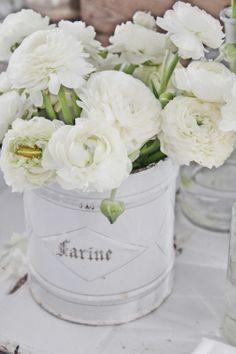 VIBEKE DESIGN: White little beauties!