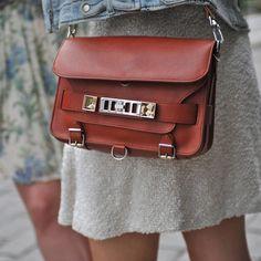 Proenza crossbody bag - HUGE at NY fashion week!! Love