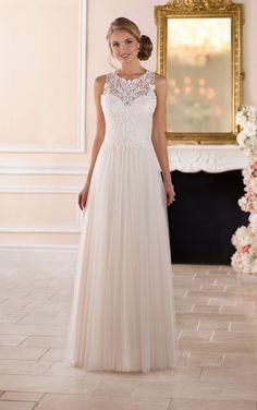 Vestidos de noiva de Stella York 2017. Modelo 6284