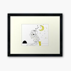 Framed prints made for you out of the finest materials and archival quality papers. Boys Room Decor, Wall Decor, Wall Art, Off Colour, Box Frames, Gifts For Boys, Mice, Floor Pillows, Framed Art Prints