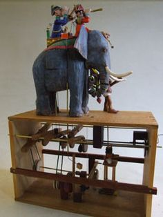 Elephant by Carlos Zapata, 2009.