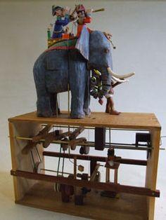 Elephant by Carlos Zapata, 2009.