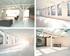Loft used as daytime studio   Studio 13   Utrechtsedwarsstraat 13-2 Amsterdam