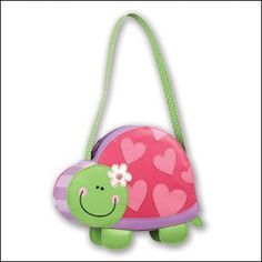 Stephen Joseph Go-Go Purse TURTLE - Girl's purse or Kids Purses So Sweet Boutique. $17.00