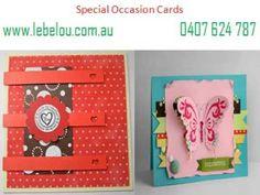 Handmade Gifts & Cards