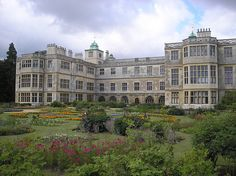 Audley End House; Essex. 'Lord Audley's interpretations of the law on various criminal trials at which he presided are a disgrace not only to him, but to every member of the bench associated with him.'