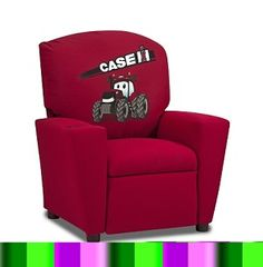 Case IH Kid's Recliner