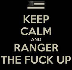 Ranger up!