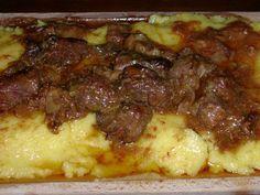 Ricetta tradizionale spezzatino di cervo