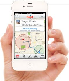 Twist Mobile App: Good Things Come to Those Who Aren't Late
