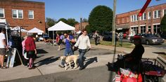 First Sunday in Pittsboro, NC