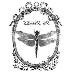 French Dragonfly graphic already reversed and ready for transfer! Print to desired size with a laser printer and use Artisan Enhancements Transfer Gel to apply to your project! Vintage Labels, Vintage Ephemera, Imagenes Free, Stencils, Foto Transfer, Transfer Paper, Craft Images, Dragonfly Art, Graphics Fairy