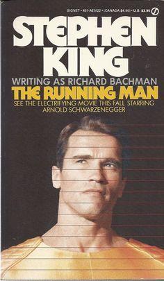 The Running Man (1987) (Book)