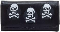 Triumph Skulls Wallet