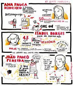 IGNITE Portugal #47 - Ana Paula Ribeiro; Isabel Borges; João Paulo Pereira