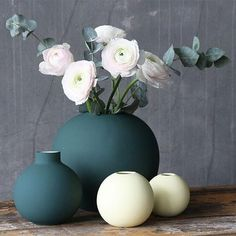 Cooee Design Ball Vase - Huset Shop - 18