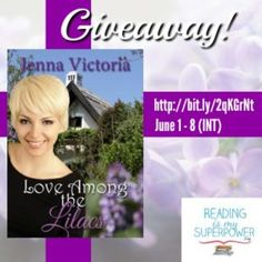 Author Interview (and a Giveaway!): Jenna Victoria - Reading Is My SuperPower