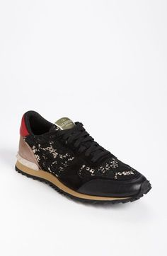 Show #4, Pin #3: Valentino Sneaker available at #Nordstrom