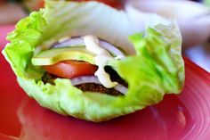 Low-Carb Burgers  @Matt Nickles Nickles Valk Chuah Pioneer Woman - Ree Drummond