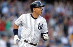 ALEX RODRIGUEZ THROUGH THE YEARS:  -        3,000th hit  -         New York Yankees' Alex Rodriguez watches his home run, his 3,000th career hit, during the first inning of a baseball game against the Detroit Tigers on June 19 in New York.  -  © Frank Franklin II/AP