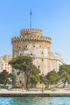 City Break in Thessaloniki Greece Drawing, Greece Vacation, City Break, France Travel, Mykonos, Travel Essentials, Travel Trip, Night Life, Greece Thessaloniki