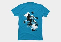 A Walk in the Clouds. T-Shirt
