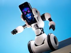 Who wouldn't want their very own robot—especially a fully-customizable one that takes on a whole new life with the help of an iPhone or iPod...