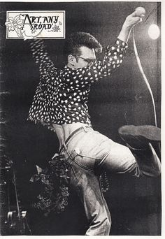 """Morrissey (of course x)  thischarmlessgirl: """"Art any road"""" fanzine cover, for Anon."""
