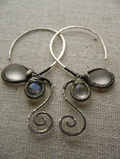 Experimental Earrings | Flickr - Photo Sharing!