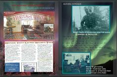 MONTAGUE ALEXANDER WRIGHT,  HOMER, TERRITORY OF ALASKA by Myrtis Wright 1953/54