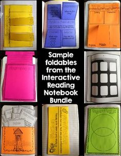INTERACTIVE LANGUAGE ARTS NOTEBOOK ! - TeachersPayTeachers.com