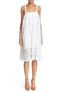 Tracy Reese Lace Cami Dress available at #Nordstrom