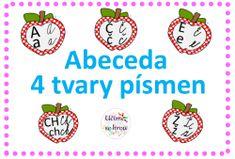 Abeceda - jablka - výzdoba třídy Fictional Characters, Fantasy Characters