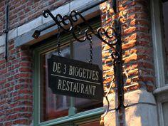 Super restaurantje in het Patershol in Gent