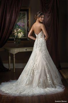 Jasmine Couture Spring 2015 Bridal Collection Highlights — Sponsor Highlight   Wedding Inspirasi