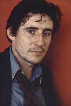 Would it be wrong to 'rub one out' to Gabriel Byrne