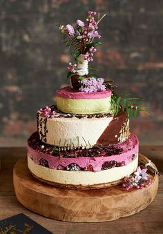 Cheesecake Wedding C