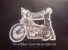 Always a Biker.