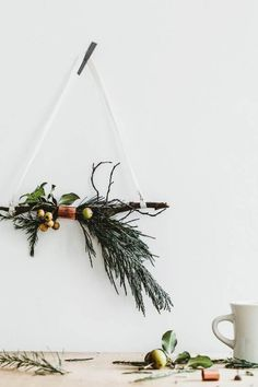 Chic Modern Christmas Decorating Ideas